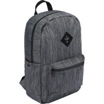 Revelry Escort Backpack 18L Striped Dark Grey/Blk