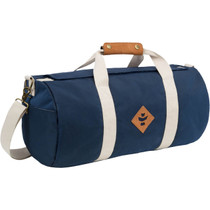 Revelry Overnighter Duffle Bag 28L Navy/Beige