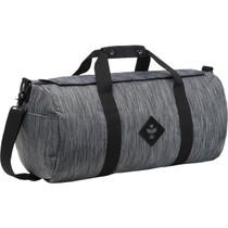Revelry Overnighter Duffle Bag 28L Striped Dk.Grey