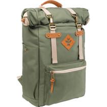 Revelry Drifter Rolltop Backpack 23L Grn/Beige