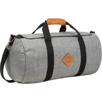 Revelry Overnighter Duffle Bag 28L Crosshatch Grey