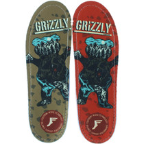 Footprint Kingfoam Orthotic Grizzly 12-12.5