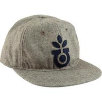Habitat Felt Bloom Hat Adj-Grey