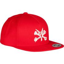 Pwl/P Vato Rat Hat Adj-Red