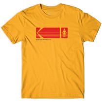 Girl Kodak Heritage Ss Xl-Yel/Red