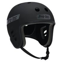 Protec Fullcut Matte Black-Xs Helmet