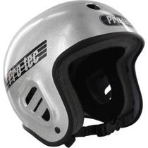 Protec Fullcut Silver Flake-M Helmet