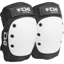 Tsg Kneepads Roller Derby Xl-Black/Wht