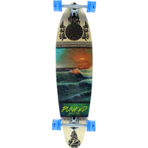 Punked Kicktail Complete-10X40 Wave Scene Ppp