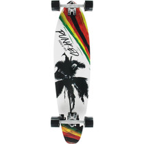 Punked Kicktail Complete-10X40 Palm City Rasta