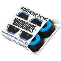 Bones Hardcore 4Pc Soft Black/Blue Bushings