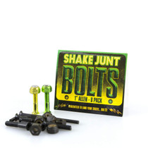 "Sj Bag-O-Bolts Blk/Grn/Yel 1"" Phillips 1Set"