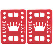 "Luxe Riser Pad Set 1/4"" Red"