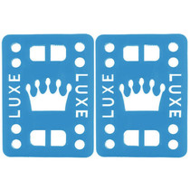 "Luxe Riser Pad Set 1/4"" Blue"