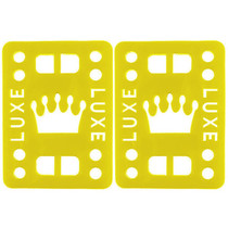 "Luxe Riser Pad Set 1/4"" Yellow"