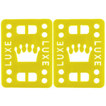 "Luxe Riser Pad Set 1/2"" Yellow"