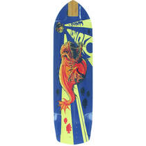 Omen Spawn Deck-9.6X36 Blu/Red/Yel