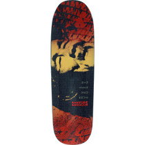 Pwl/P Animal Chin 30Th Anniversary Deck-9.6X32 Red