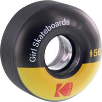 Girl Kodak Cine 56Mm 85A Black/Yel