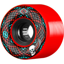 Pwl/P Snakes 69Mm 75A Red/Blk