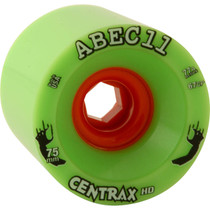 Abec11 Centrax Hd 75Mm 77A Lime/Org