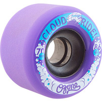 Cloud Ride! Ozone 70Mm 86A Purple