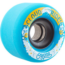Cloud Ride! Ozone 70Mm 83A Cyan
