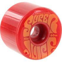 Oj Super Juice 60Mm 78A Red/Org