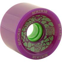 Remember Savannah Slamma 70Mm 80A Purple