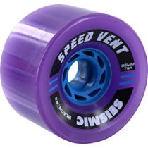Seismic Speed Vent 85Mm 79A Trans.Purple/Blu