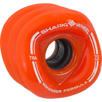 Shark Sidewinder 70Mm 78A Solid Orange