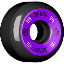 Bones 100'S Og #1 V5 55Mm Black/Purple Ppp