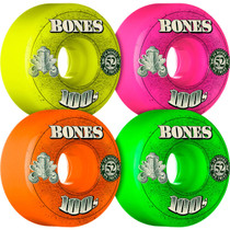 Bones 100'S Og #3 V1 52Mm Assorted Mix Money Logo