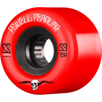 Pwl/P G-Slides 59Mm 85A Red/Blk