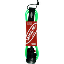 Leashlok Heavy Leash 8' Green 8Mm