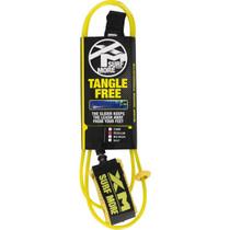 Xm Tangle Free Ds Regular Leash 8' Yellow