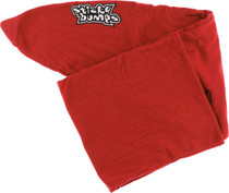 Sb Fleece Board Sock 8' Red Fish