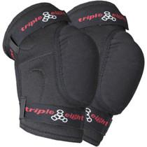 Triple 8 Stealth Hardcap Elbow Pad Sm-Black