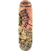 All I Need Knuth Hobo Deck-8.25