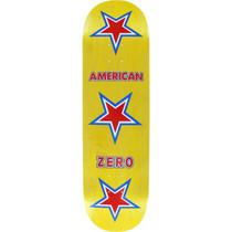 Zero American Zero Deck-8.62 Yellow