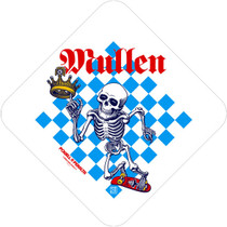 Bones Brigade Mullen Chess Decal Single
