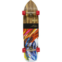 Dusters Olson Longboard Complete-9X36.9 Nat/Ast