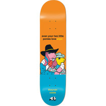 Enjoi Costa My Little Pony Iii Deck-8.25 Imp.Lt