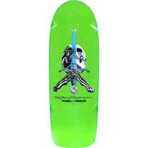 Pwl/P Rodriguez Skull/Sword 8 Deck-10X30 Green