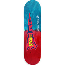 Stereo Raygun 4000 Deck-8.25 Blue/Red Fade