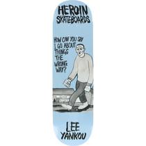 Heroin Yankou Wordsmith Deck-8.25