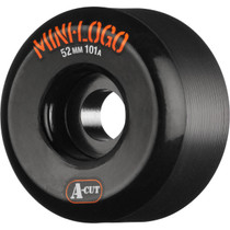 Mini Logo A-Cut 52Mm 101A Black Ppp