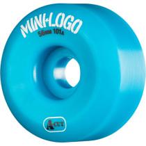Mini Logo A-Cut 56Mm 101A Blue Ppp