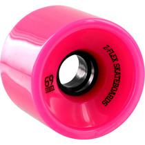 Z-Flex Longboard V2 69Mm 83A Pink