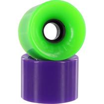 Oj Iii Hot Juice 78A 60Mm Green & Purple Combo